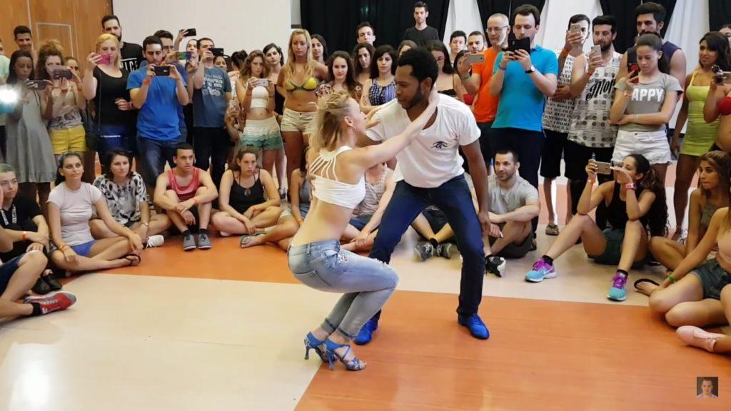 Ronald y Alba Bachata
